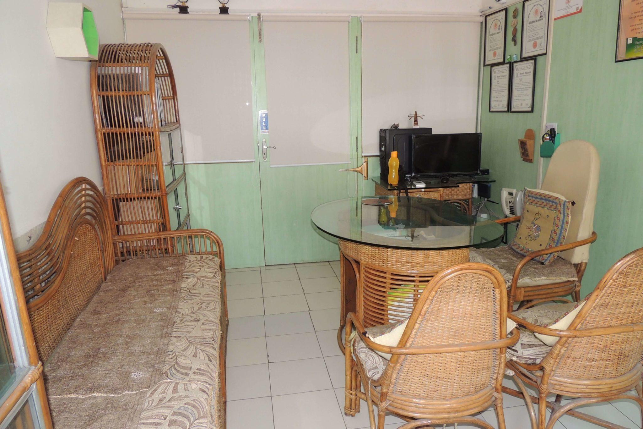 Dr Shahs Clinic Consultation room 3